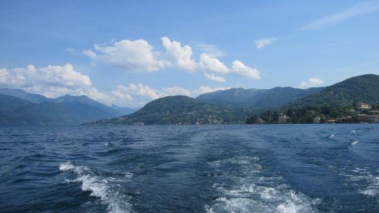 Week-end en Italie
